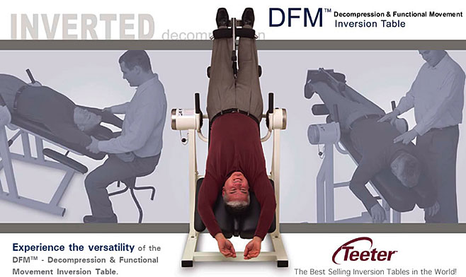 DFM Gravity Inversion Therapy