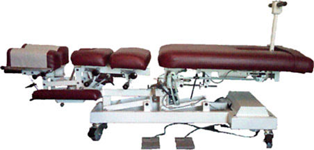 Flexion - Distraction Spinal Decompression Therapy